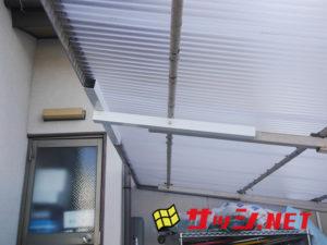 愛知県名古屋市名東区カーポート屋根取替工事【株式会社サッシ.NET】