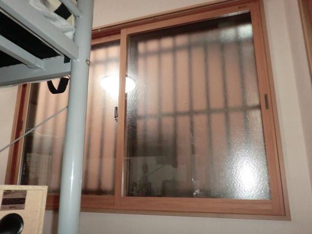 窓の結露対策、寒さ対策に トステム製内窓インプラス 愛知県名古屋市