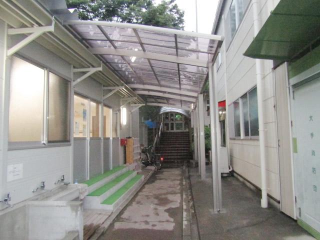 愛知県名古屋市港区 カーポート新設工事